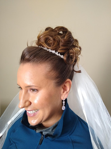 Marissa Williams Bridal Hairstylist
