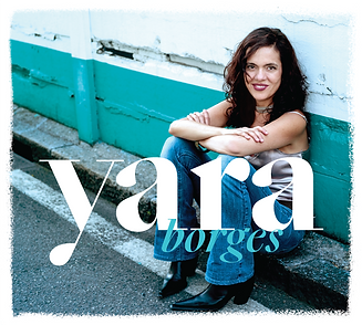 Cover Yara Borges CD
