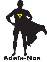 Logo Admin Man