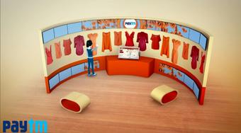Futuristic Retail Store Design