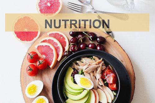 Ernährungscoaching Basic