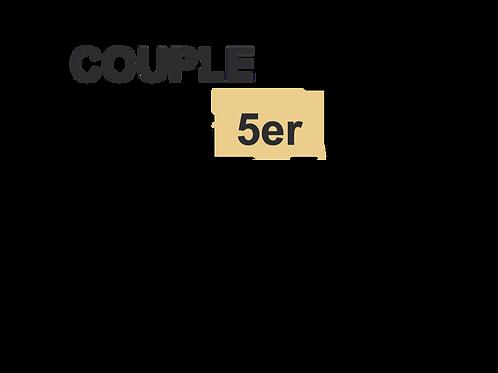 5er Paket Personaltraining Couple
