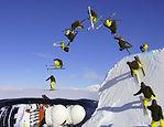 Freestyle Progression - Ski Snowboard Quarter Pipe