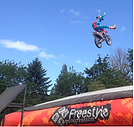 Freestyle Progression - FMX Airbag Rodeo