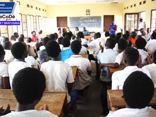 Projet Biraturaba : Cas de métamorphose au lycée communal de Bubanza
