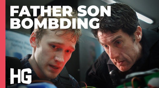 Father Son Bombding