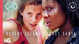 Desert Island Secret Santa