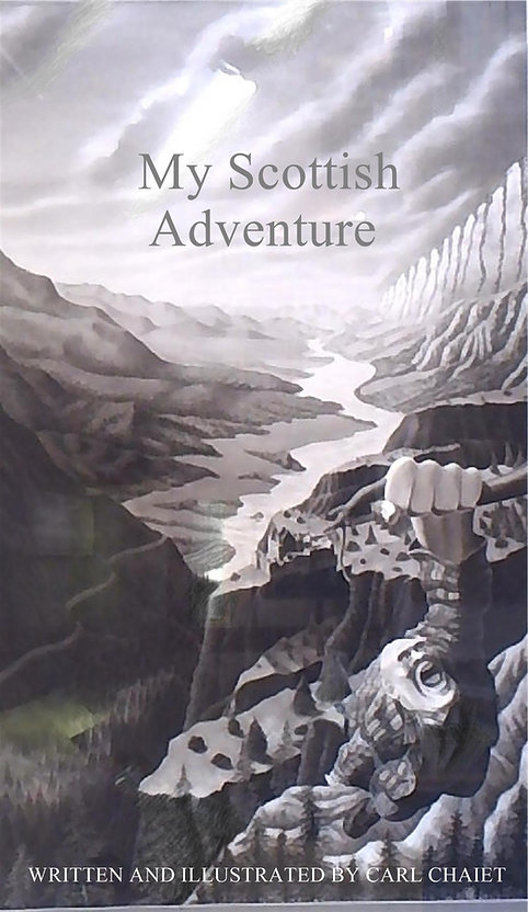 My Scottish Adventure title page new1.jp