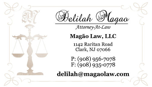 Delilah Magao Law Card BLACK and Taupe.j