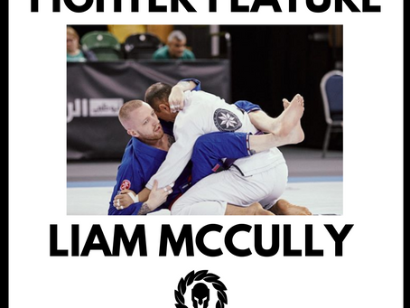 Fighter Feature: Liam McCully