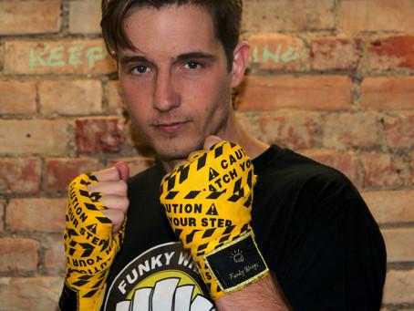 Sponsor The Fighters Company Spotlight: Funky Fight Wraps