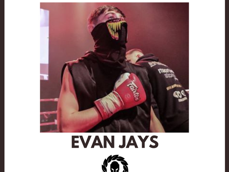 Sponsor The Fighters Featured Fighter: Evan Jays