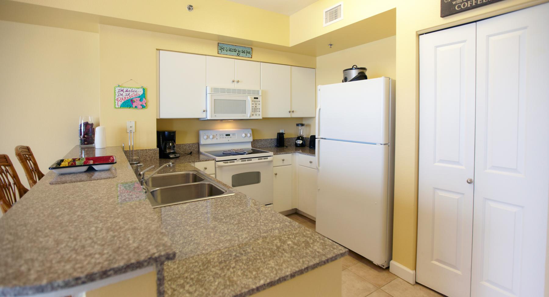 Kitchen Unit 502