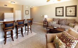 Living Room Unit 1808