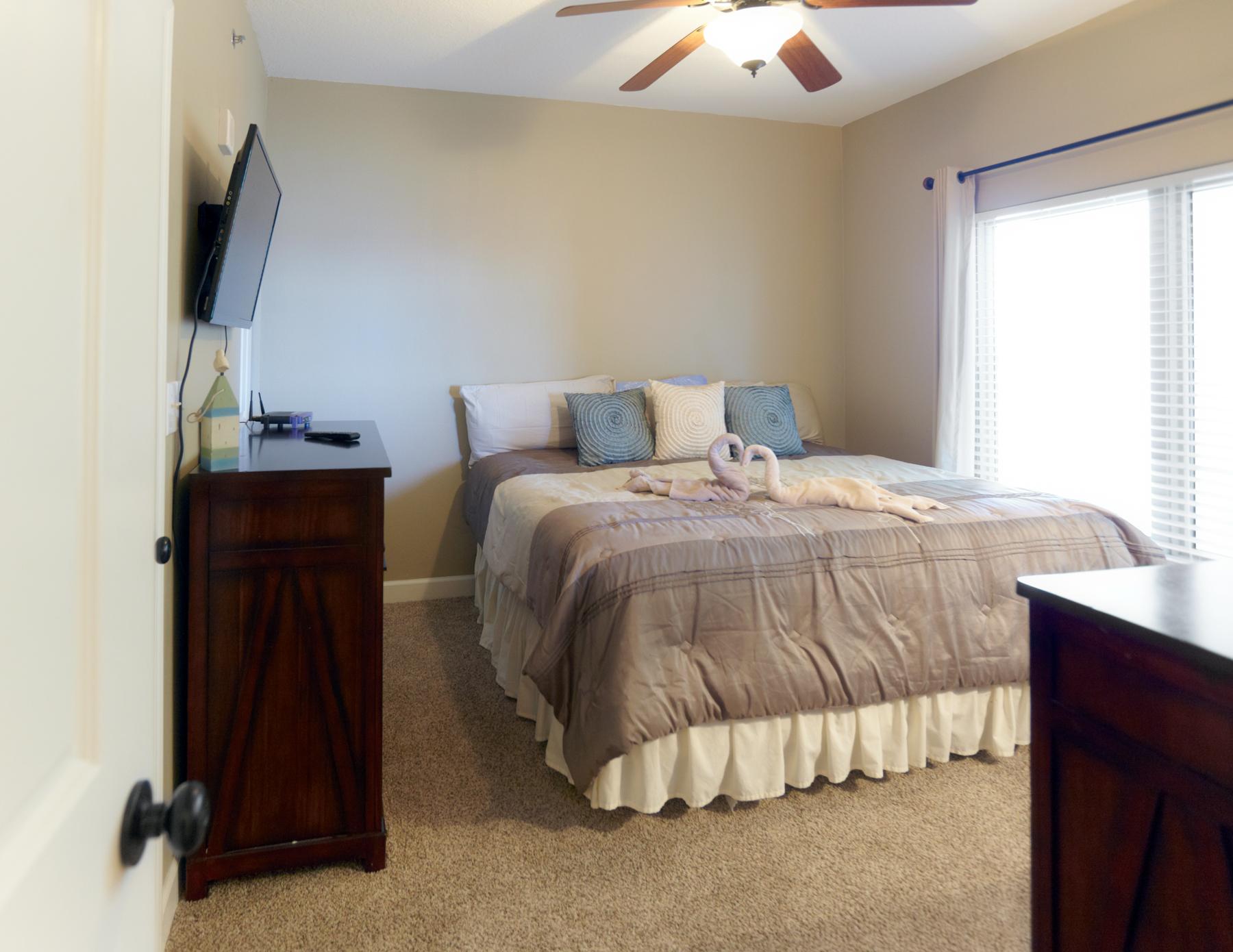Master Bedroom Suite 1808