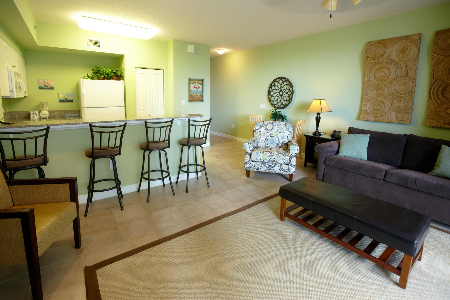 Living Room Unit 308