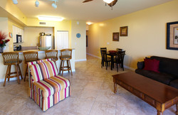 Living Room Unit 2202