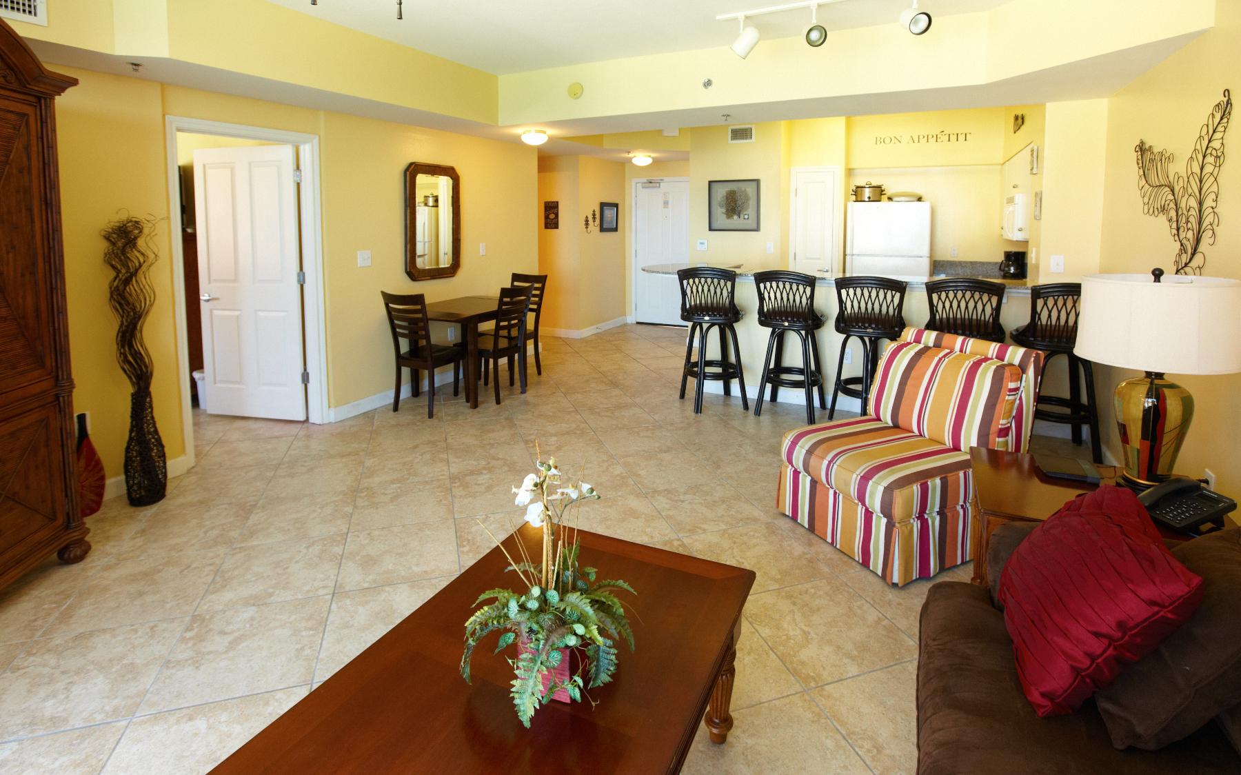 Living Room Unit 2117