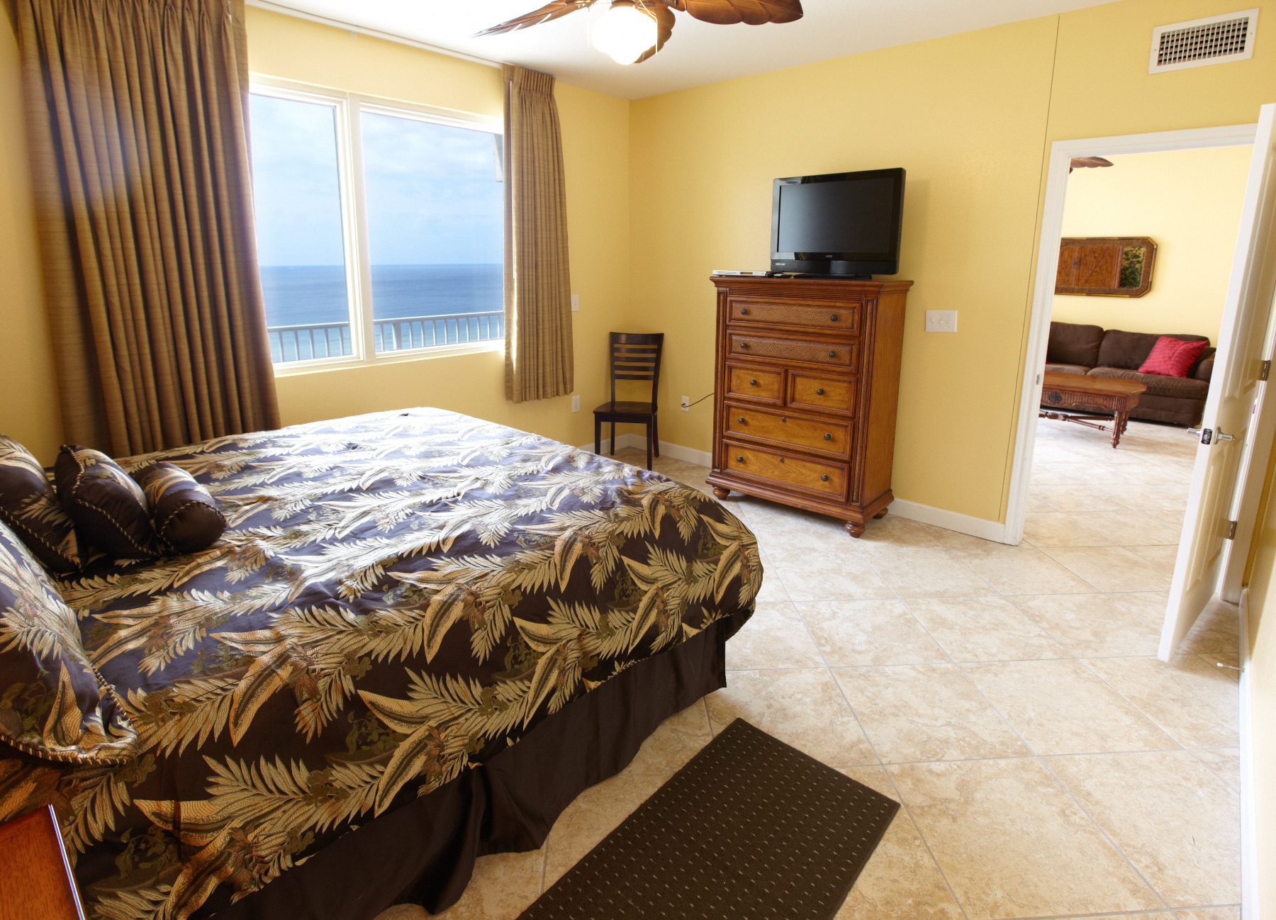 Master Bedroom Suite Unit 1311