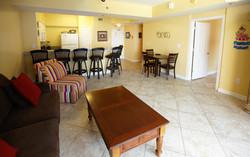 Living Room Unit 1715