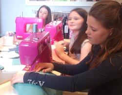 Pre-Teens Dressmaking Club
