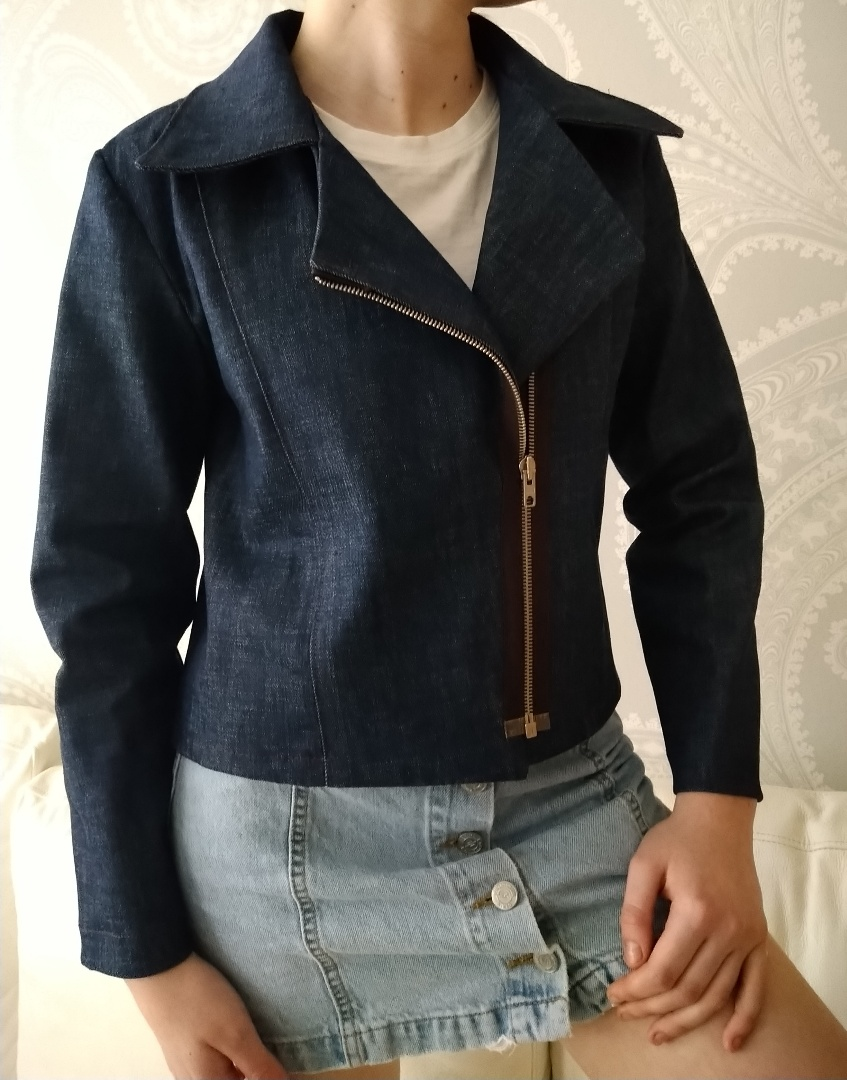 The Biker-Style Jacket