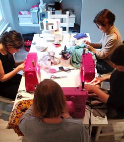 Adult Dressmaking Courses