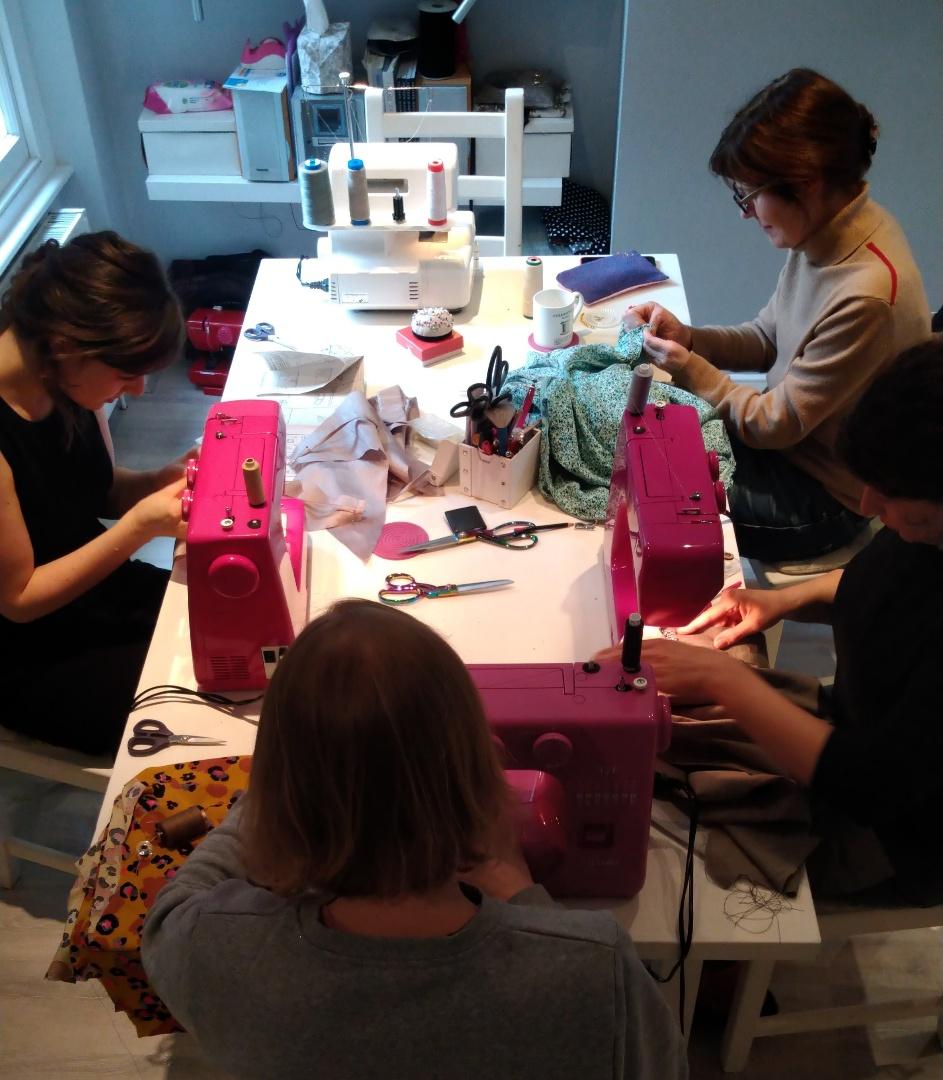 Adult Dressmaking Course