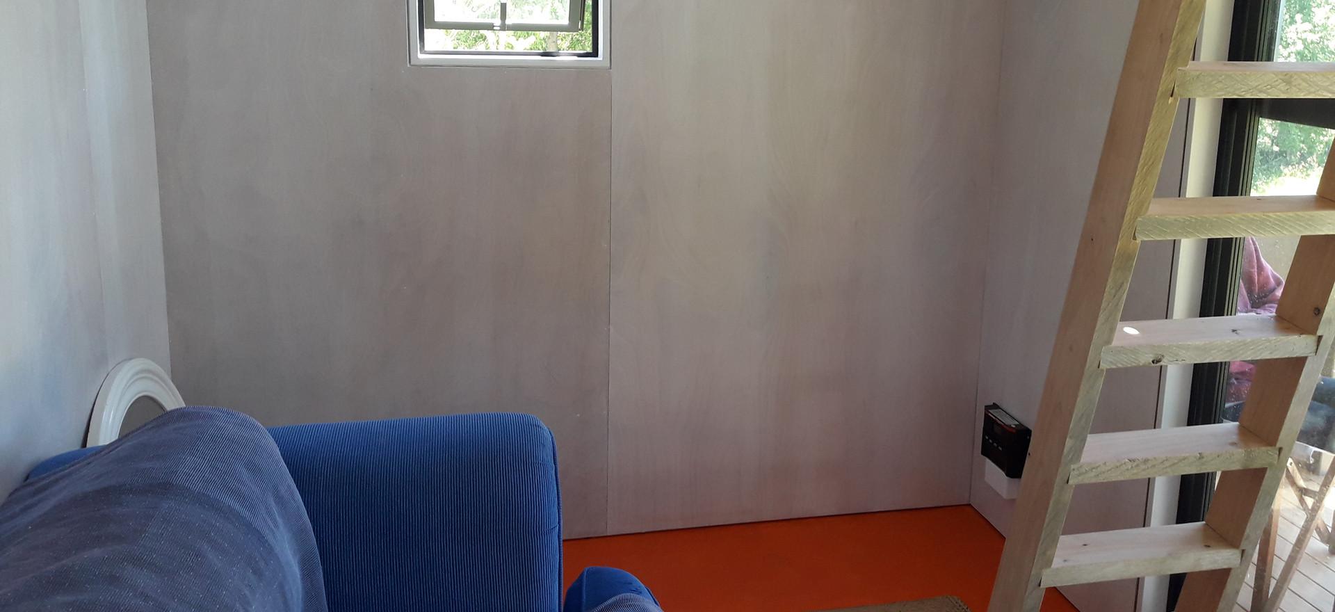 Mangawhai Cabin - Interior