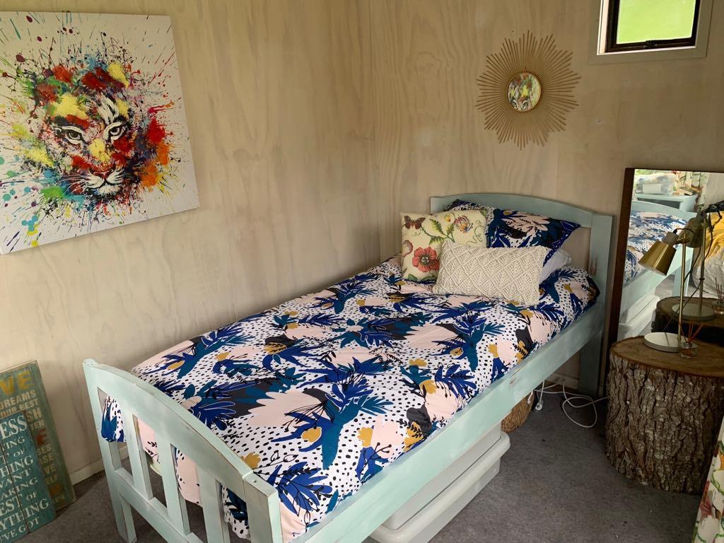 Warkworth Cabin -  Inteiror