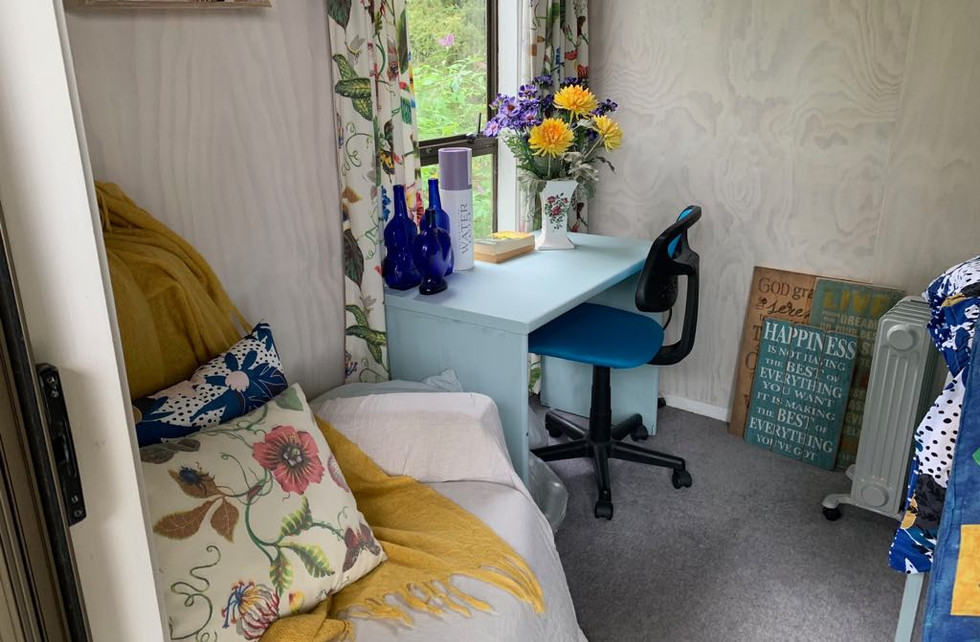 Warkworth Cabin - Interior