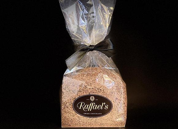 Geraspelte Schokolade (150g)