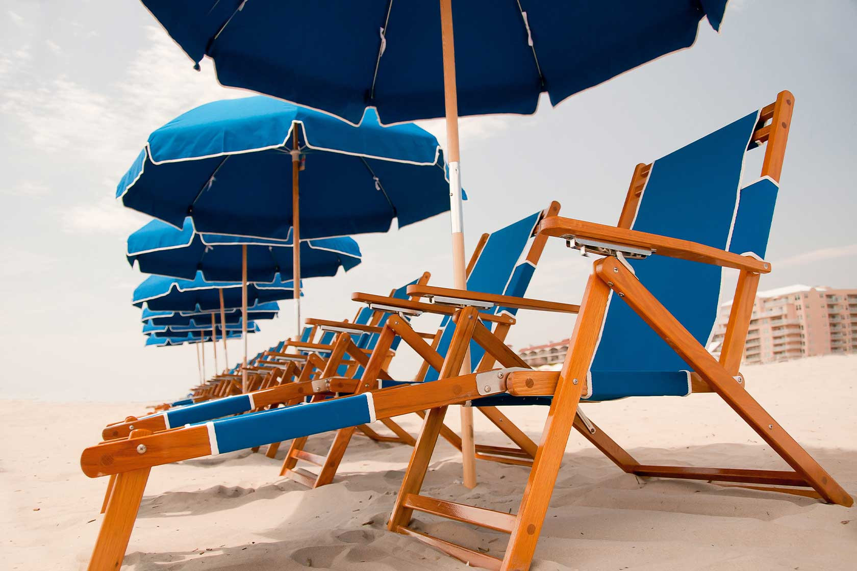 Beach Chair/Lounger Rentals