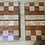 Thumbnail: Hardwood Chequered Cheese Boards