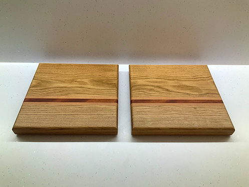 Hardwood Ash, Beech and Obeche Centre Piece, Cheese Boards.