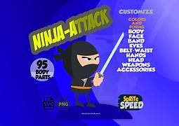 PACK NINJA-ATTACK .png