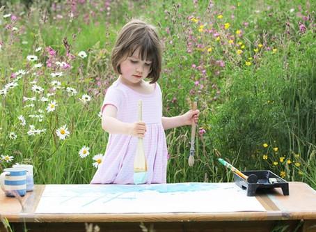 Iris Halmshaw: una genio de sólo 04 años.