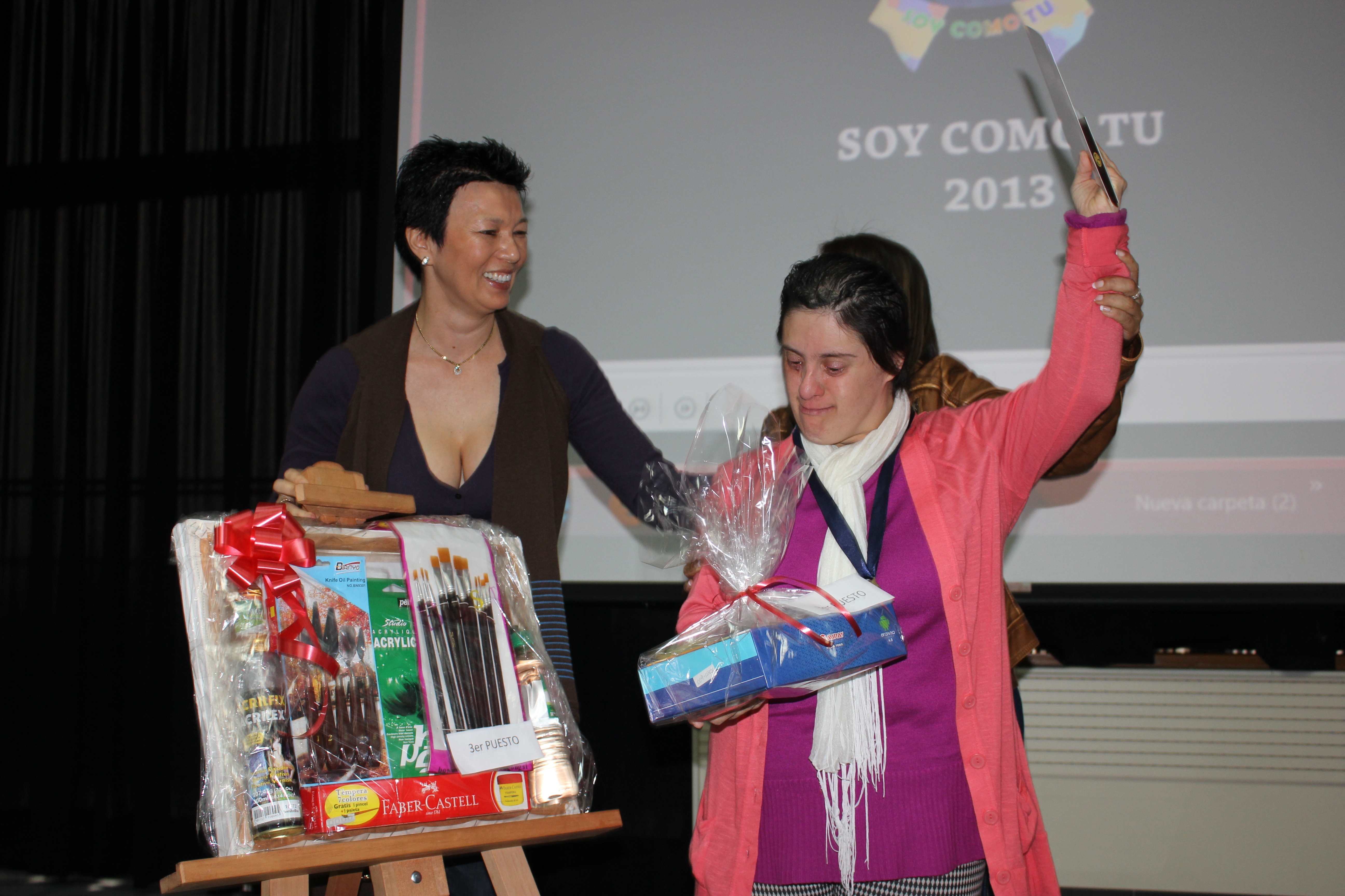 Premiación 2013