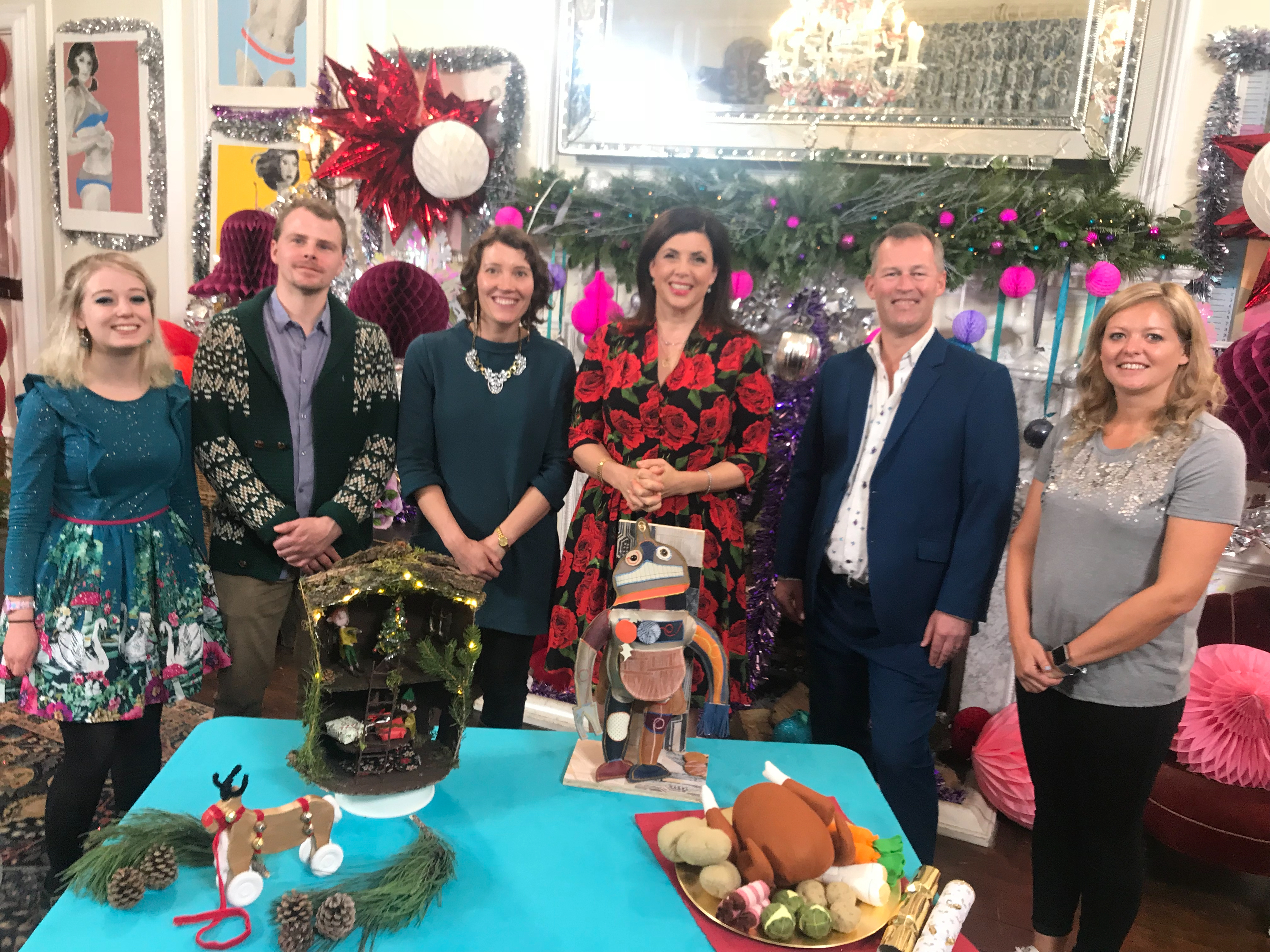 Kirstie's Handmade Christmas 2018