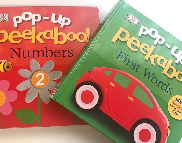 Pop Up Peekabo Books