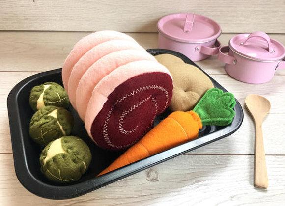 Roast Dinner Set