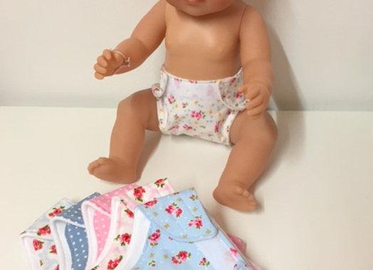 Doll Nappy