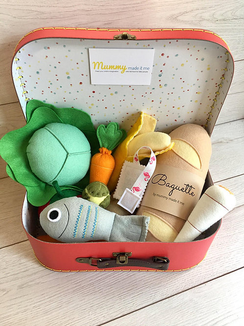 Build your own Bumper Hamper Box