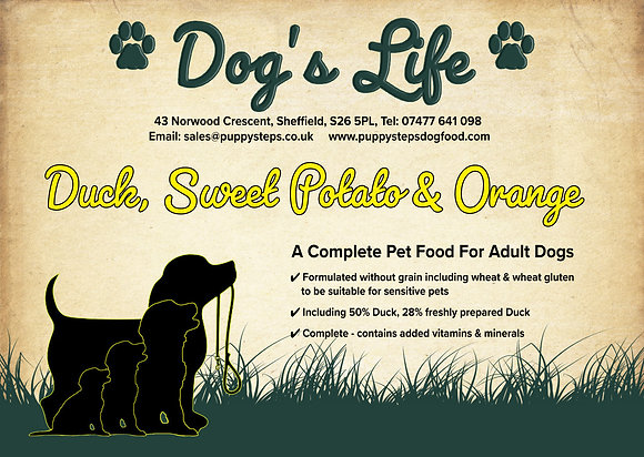 Tasty and nutritious dog food best value