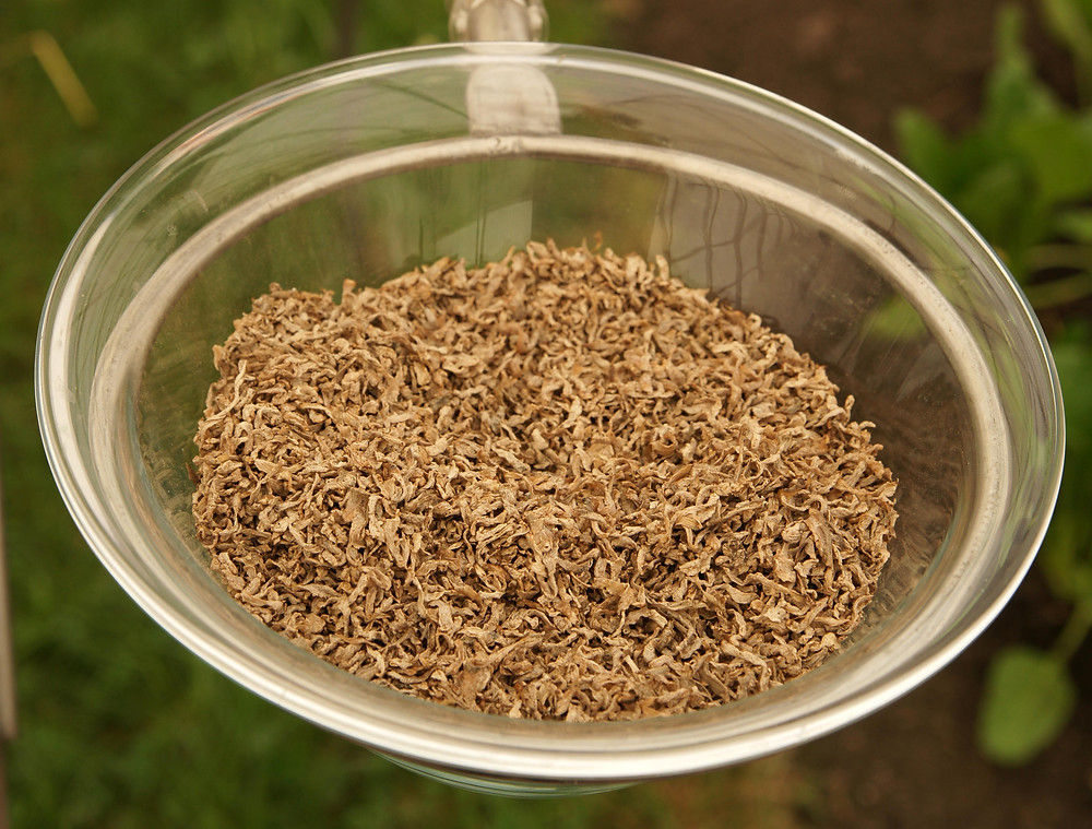 Beet pulp is a great source of soluble and insoluble fibre in dog food