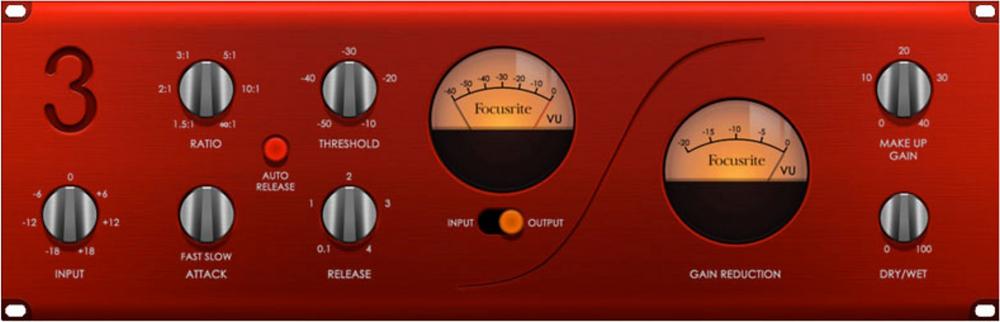 Focusrite Red 3