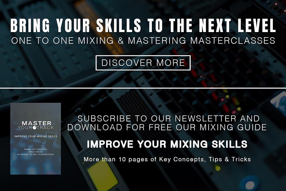 Mixing & Mastering Masterclass