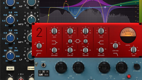 MY TOP EQ PLUGINS FOR MIXING