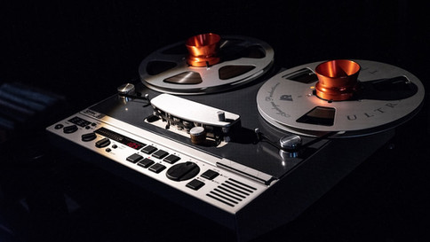 TAPE MACHINES: HOW THE IPS AFFECTS THE SOUND