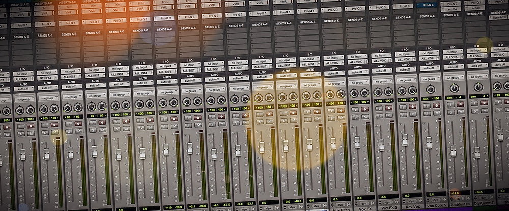 Stem Mastering - Pro Tools Mixing Session